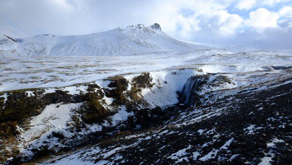 a la découverte du stratovolcan de la péninsule