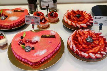 Des desserts créés pour la fête des mères