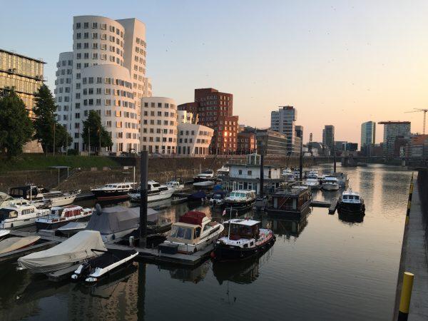 Dusseldorf l'une des villes les plus riches d'Allemagne