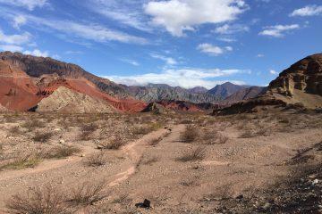 Souvenir d'un voyage dans le nord de l'Argentine