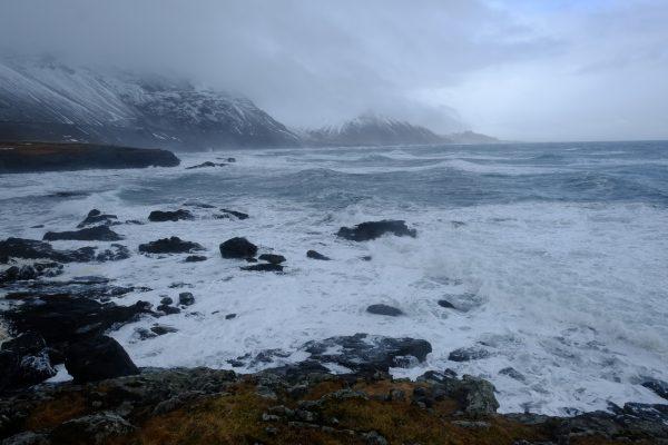 Les magnifiques fjords de l'Est en Islande
