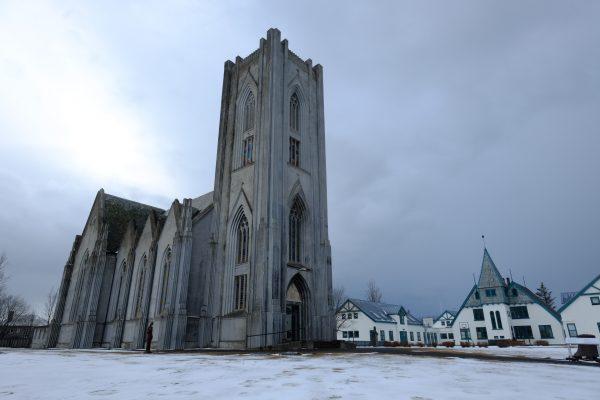 L'arrivée à Reykjavik, après un road trip en Islande