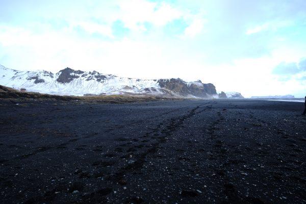 Vik une étape agréable dans le sud de l'Islande