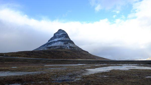 La belle montagne de Kirkjufell
