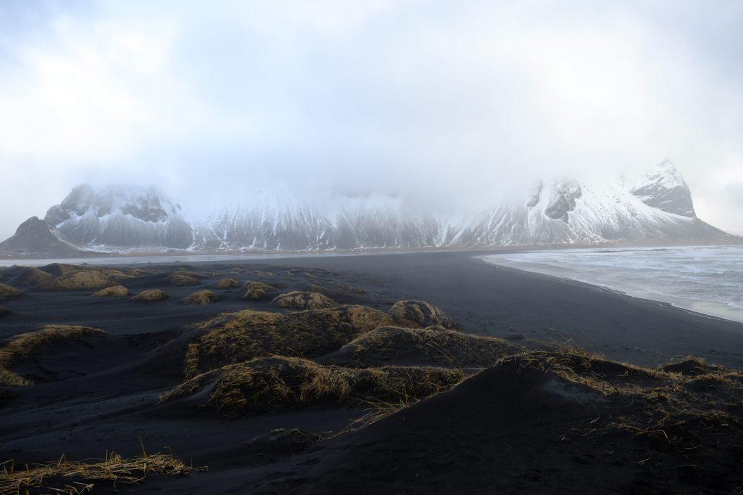 Stokksnes, l'un des plus beaux paysages de toute l'Islande