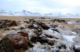 Un paysage de l'Ouest de l'Islande, prenez votre temps