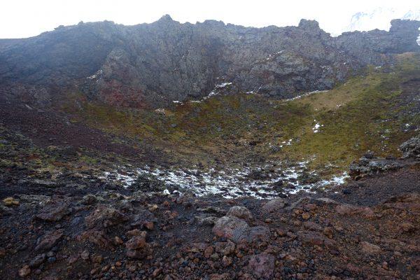Escalader un volcan sur la péninsule de Snaefellsnes en Islande