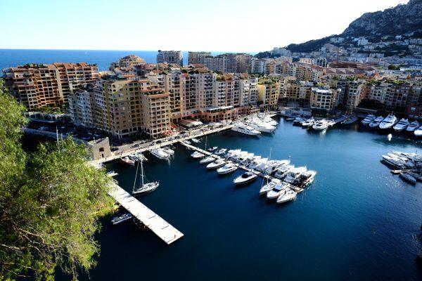 Monaco un tout petit pays où l'on parle français