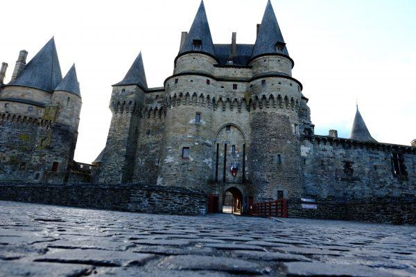 Vitré et son impressionant château