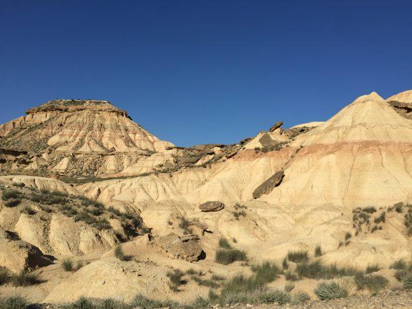 Au hasard de petits canyons et de paysages surprenants