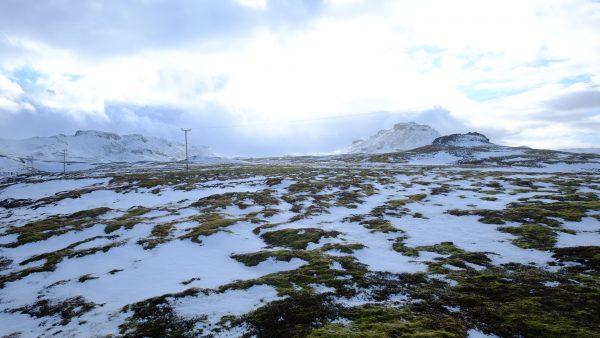 Snaefellsjokull, l'un des plus beaux endroits d'Islande
