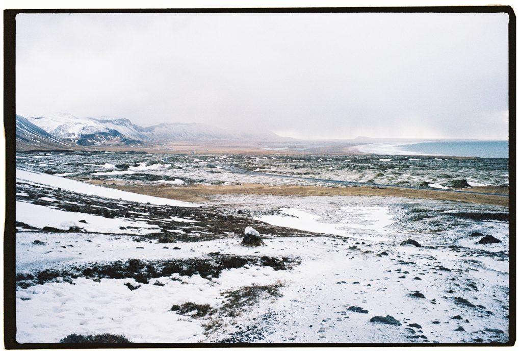 Road trip dans l'ouest de l'Islande