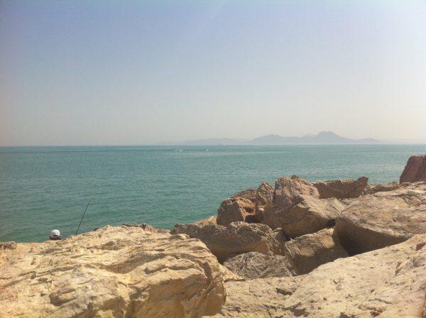 Sur les côtes de la Tunisie