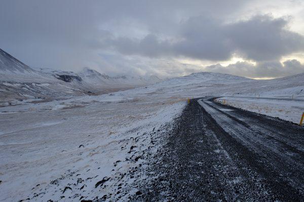 L'Islande en hiver