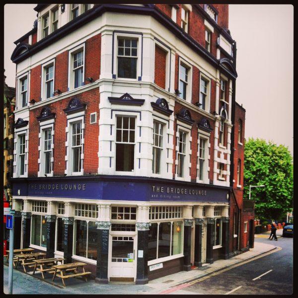 Un immeuble à Londres