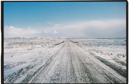 Road trip en Islande de l'Ouest en hiver