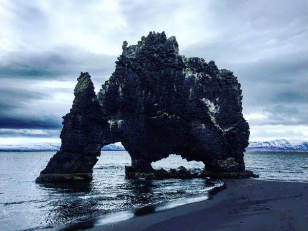 La péninsule de Vatnsnes dans le nord du pays