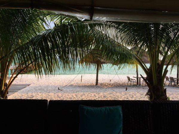 Sous les palmiers de Koh Rong