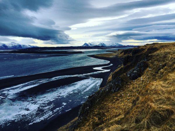 L'une des plus belles plages d'Islande à Grundarfjordur