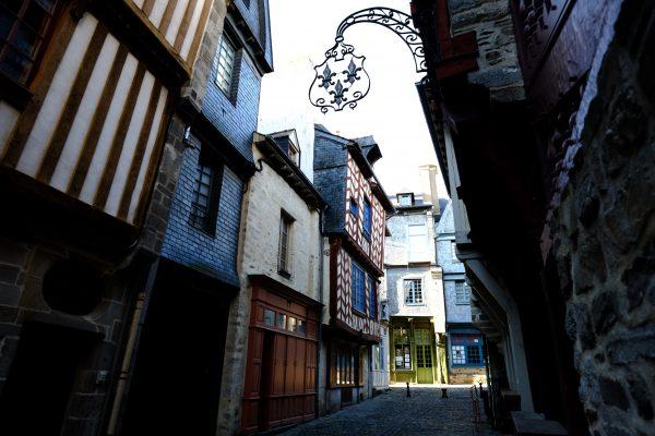 Vitré une jolie ville aux portes de la Bretagne