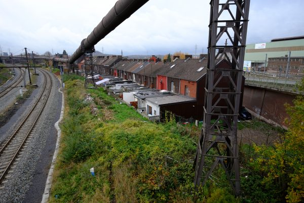 Charleroi l'une des plus grandes villes de Belgique