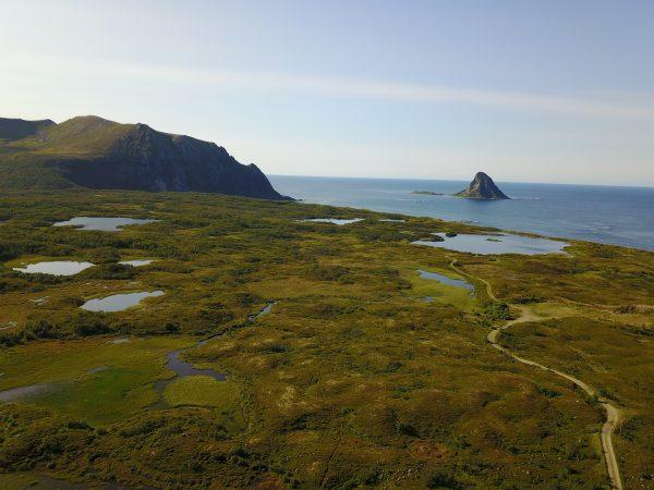 Un splendide archipel entre Senja et les Lofoten