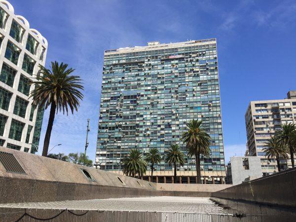 Montevideo en plein été