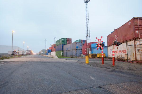 L'un des plus grands ports d'Europe est en Belgique