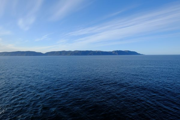 Les falaises du Cap Nord en Norvège
