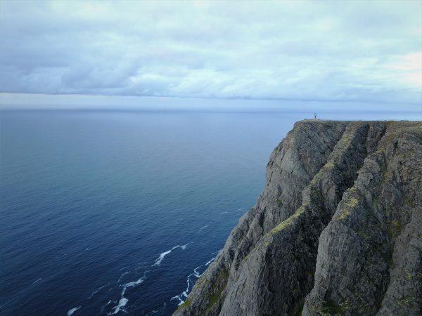 Nordkapp l'extrême nord du pays