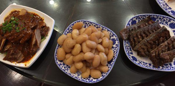 Les spécialités chinoises