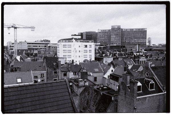 Bruxelles un matin de décembre