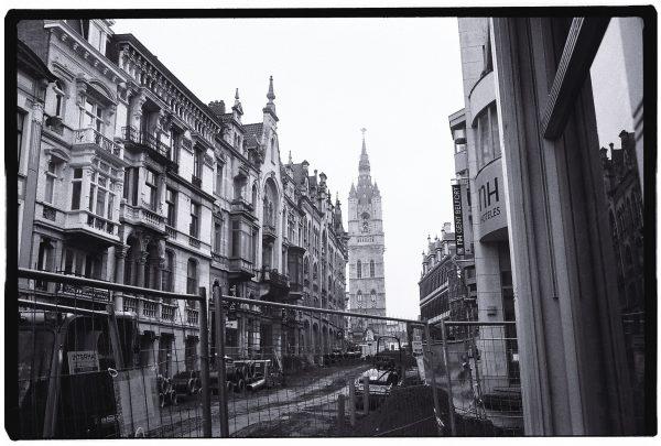 Gand l'une des plus jolies villes de Belgique
