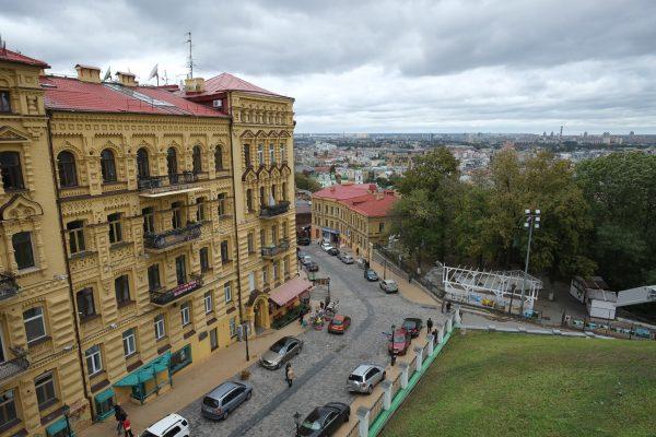 Ukraine, un pays sûr mais l'est est à éviter