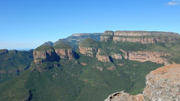Les superbes paysages d'Afrique du Sud