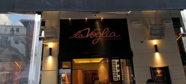 l'une des meilleures adresses de nice c'est la Voglia sans hésiter
