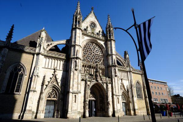 L'église de Saint Eloi l'un des monuments à visiter à Dunkerque