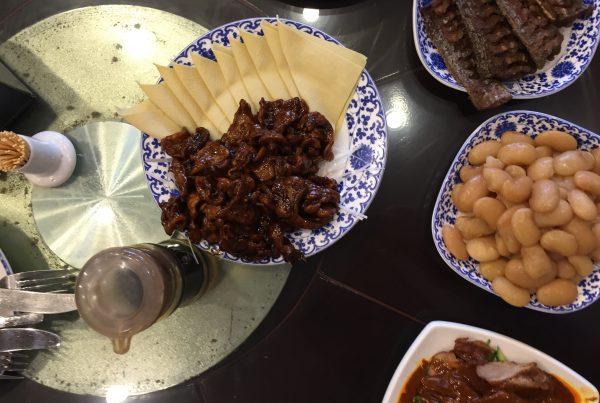 La cuisine chinoise en détail