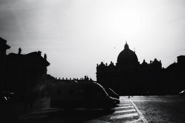 Le Vatican, une cité état dans le centre de Rome