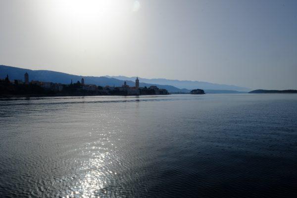 Rab, une île dans le nord de la Croatie