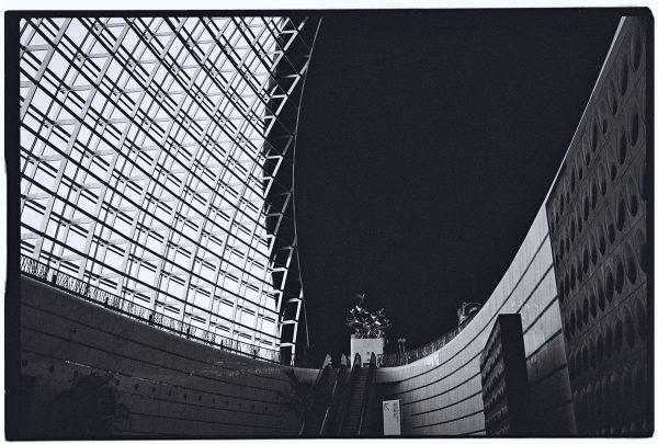 Visite du splendide Opéra de Pékin