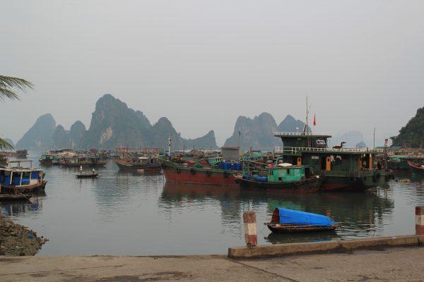 Quelque part dans le nord du Vietnam