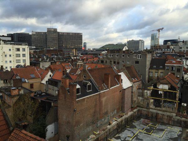 Bruxelles, la plus grande ville de Belgique