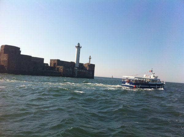 Boulogne sur Mer, l'une des principales villes du Nord de la France