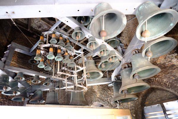 Les cloches du Beffroi