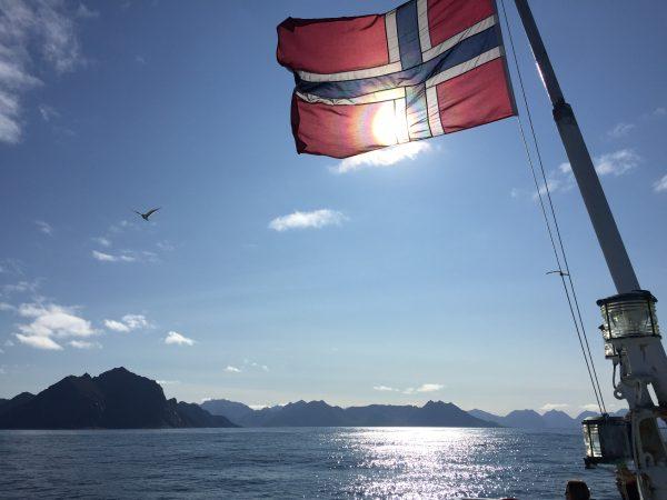 Norvège, un voyage en Ferry sur les Fjords