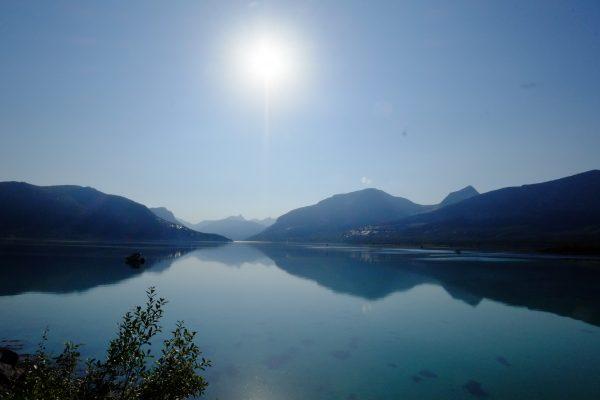 Un fjord perdu dans le centre de la Norvège