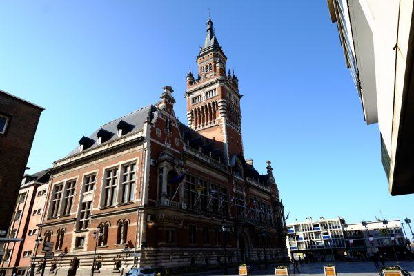 La mairie de Dunkerque fut détruite et reconstruite de nombreuses fois