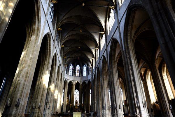L'église de Dunkerque a subit les affres de la guerre et de l'histoire de France