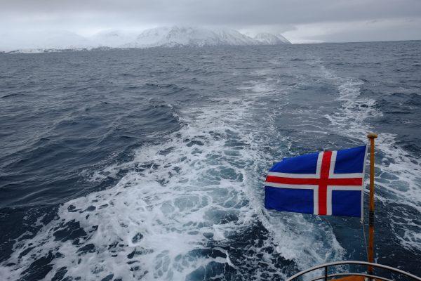 L'Islande et l'Océan Arctique